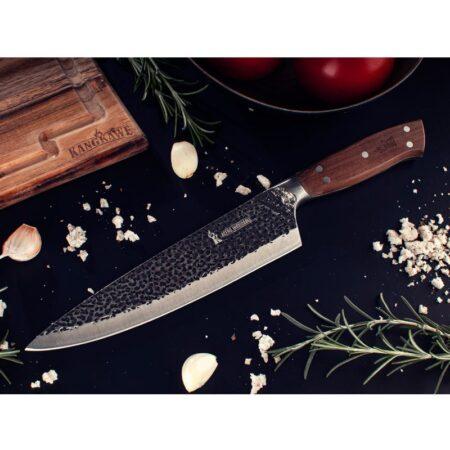 Cuchillo Parrillero 8″ Black Curacavi